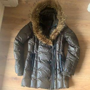RUDSAK Atelier Noir beautiful winter coat XS